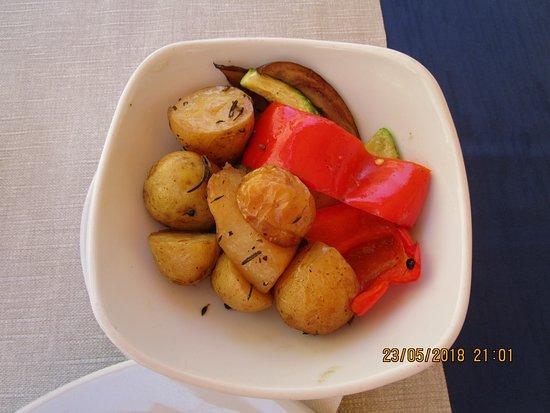 LaPira Maltese Kitchen : Vegetables