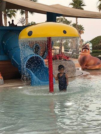 Banana Island Resort Doha by Anantara : kids wading pool