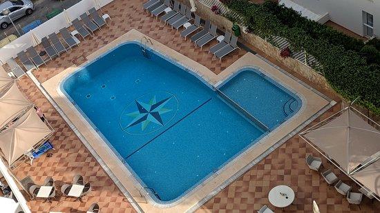 Principe Hotel: Außenpool