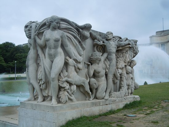 Sculpture La Jeunesse