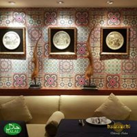 Bawarchi Indian Restaurant - Chidlom : Family table