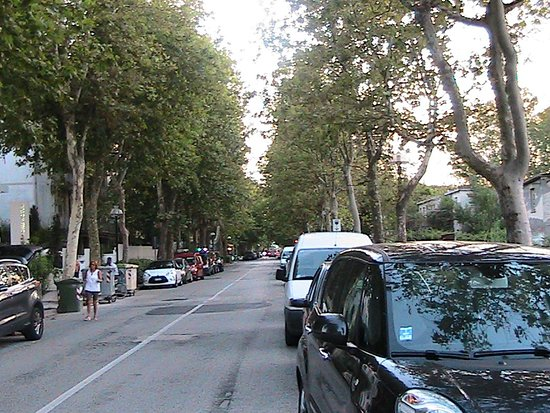 Italy in Miniature: Улица Viale Cavour в Римини