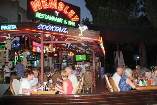 Wembley Restaurant & Bar: WEMBLEY 2018  420