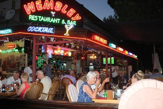Wembley Restaurant & Bar: WEMBLEY 2018  421