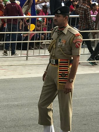 Wagah Border: Pride of Nation