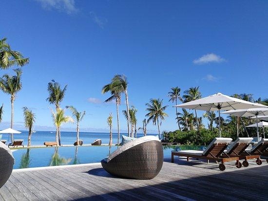 Six Senses Fiji: perfect