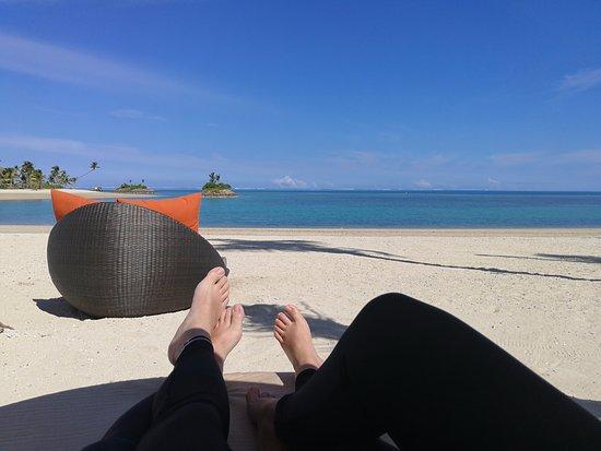 Six Senses Fiji: The sun and us