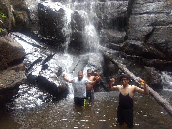 Honey Valley Estate: Water Falls