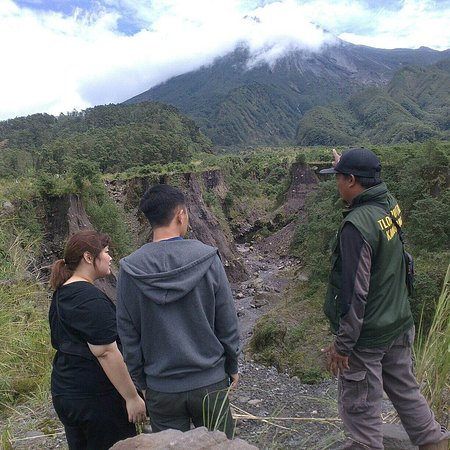Merapi Jeep Lava Adventure