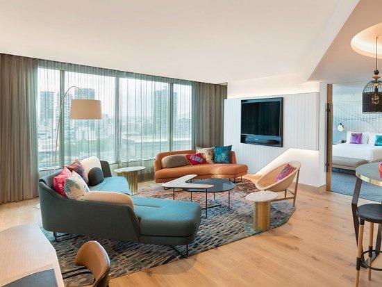 Spectacular King Guestroom - Gambar W Brisbane - Tripadvisor