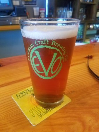 Evolution Craft Brewing Company: Best IPA beer in the region