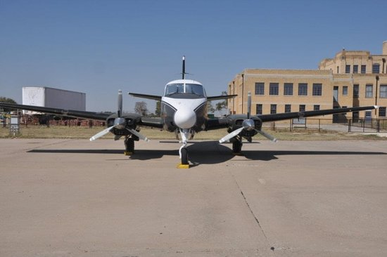 Kansas Aviation Museum: The Museum