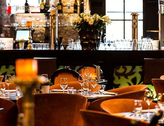Restaurant Zuiver Utrecht: Restaurant