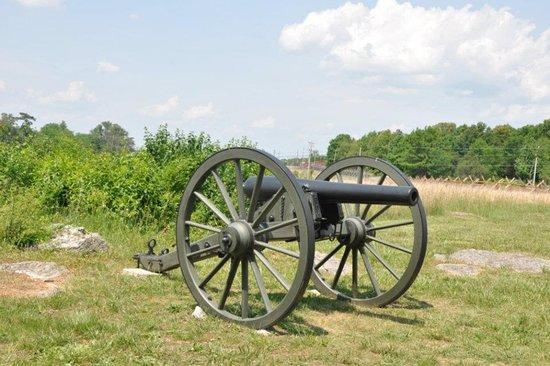 Stones River National Battlefield : The park