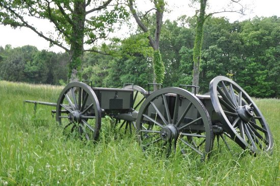 Stones River National Battlefield: The park