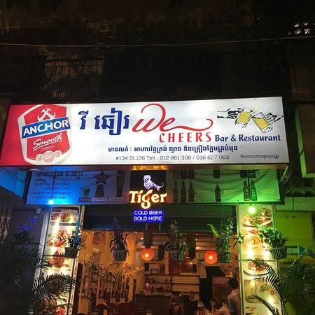 We Cheers Restaurant & Bar Photo