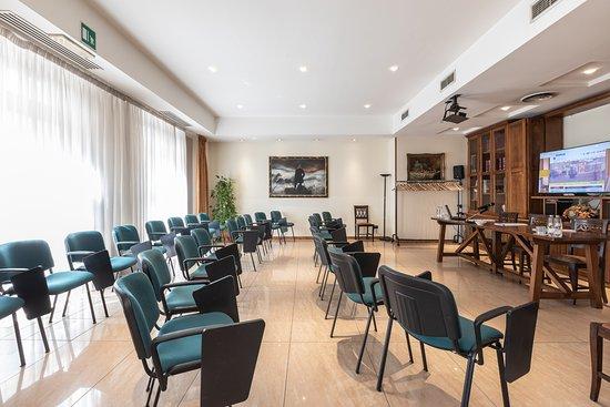 Michelangelo Hotel: Sala Meeting