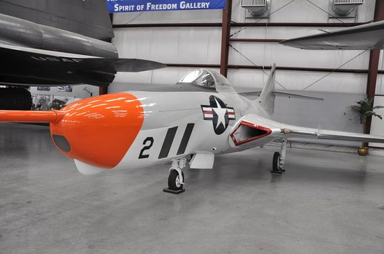 Pima Air and Space Museum: The Museum