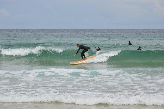 Surfness Lodge: finalmente surf!