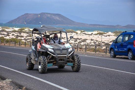 Dune Buggy Fuerteventura Off-Road Excursions: Sand Dunes