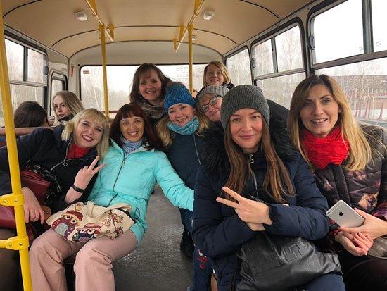 Tomsk, Rusia: мы велело провели время! отличный тимбилдинг!