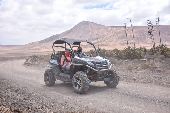 Dune Buggy Fuerteventura Off-Road Excursions: Volcanic Areas