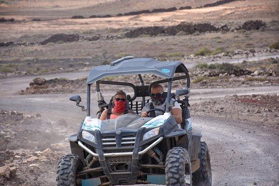 Dune Buggy Fuerteventura Off-Road Excursions: off road fun