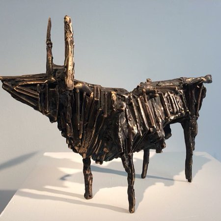 Crescent Arts Centre: John Behan Sculpture Exhibition