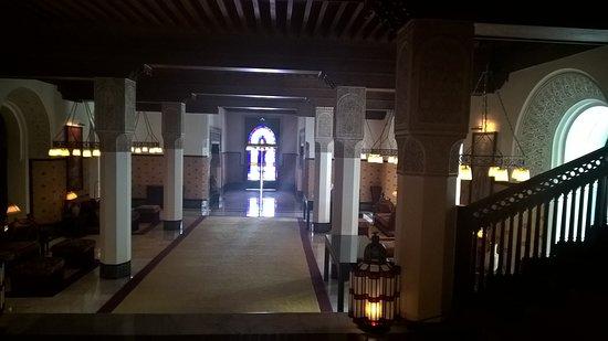 La Mamounia Marrakech: un corridoio interno