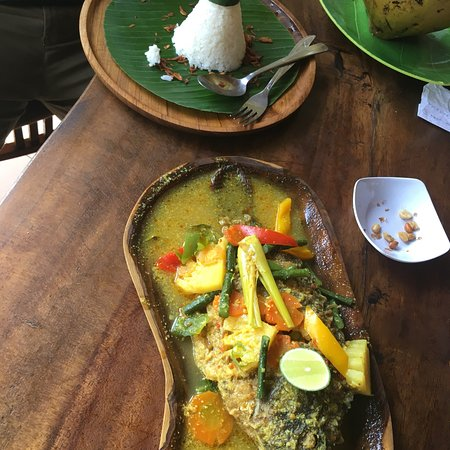 Balinese Home Cooking Foto