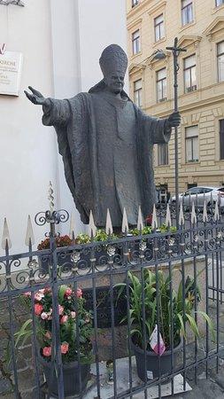 Denkmal Papst Johannes Paul II.