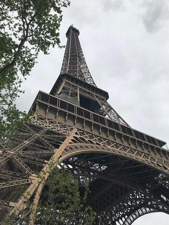 埃菲尔铁塔照片