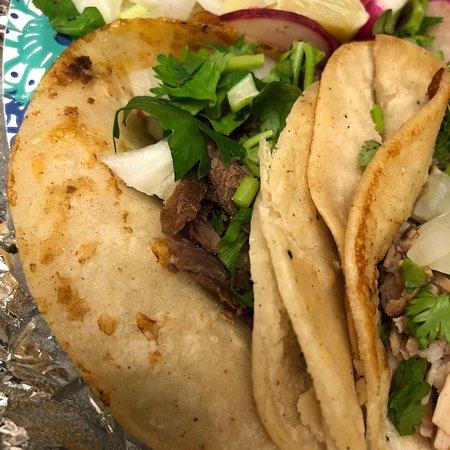 Thyda's tacos