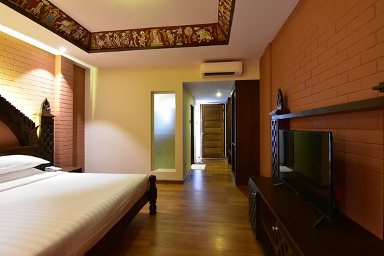 Interior - Picture of Yun Myo Thu Hotel, Bagan - Tripadvisor