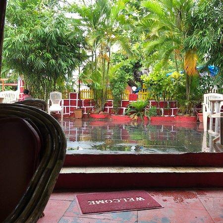 Garden Court Restaurant: Garden court varca Goa