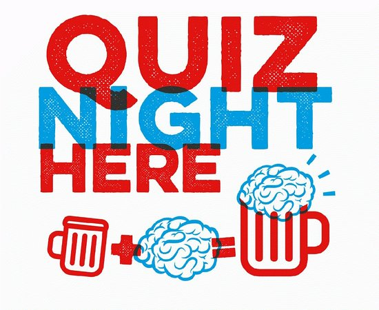West Yorkshire, UK: free quiz night every Thursday from nine, with free supper and a gallon of beer  for the winners