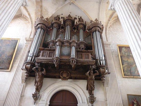 Eglise Saint-Michel: l'orgue qui attend des dons pour être restauré