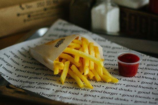 写真Good Burgers N Fries枚