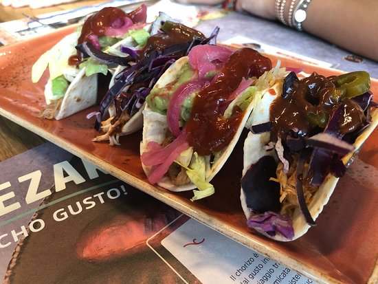 Calavera Fresh Mex: MEX COMBO