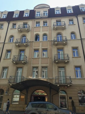 Hetman Hotel Photo