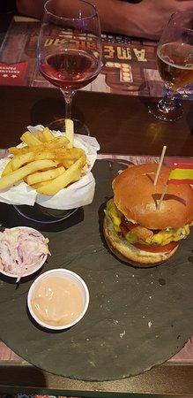 LA American Diner Photo