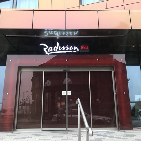 Radisson RED Hotel, Glasgow ภาพถ่าย