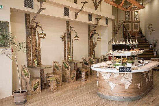 The Saints Stores: Our eco-friendly store!