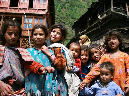 Freedom Riderss: Faces from Himalayan Village