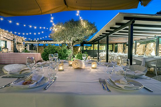 Hotel I Dammusi Di Borgo Cala Creta Restaurant: Il Giardino Arabo