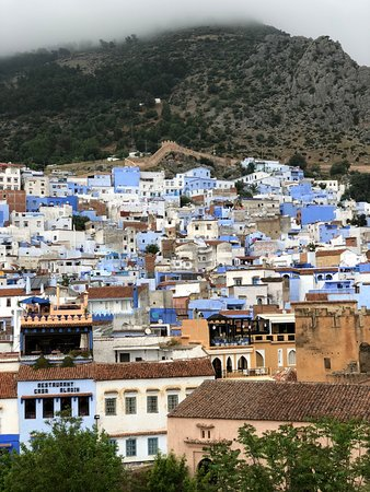 Place Outa el Hammam & Kasbah: view from the tower
