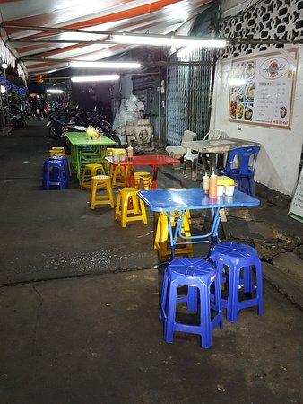 Kuay Teow Kua Kai Suan Mali -照片