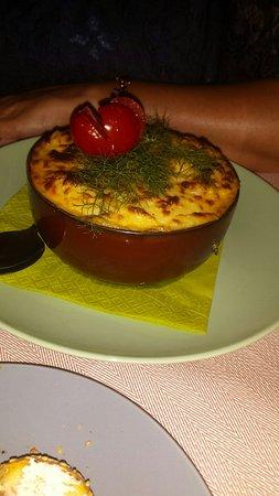 Kefalos Greek Cuisine & Bar: De lekkerste Moussaka