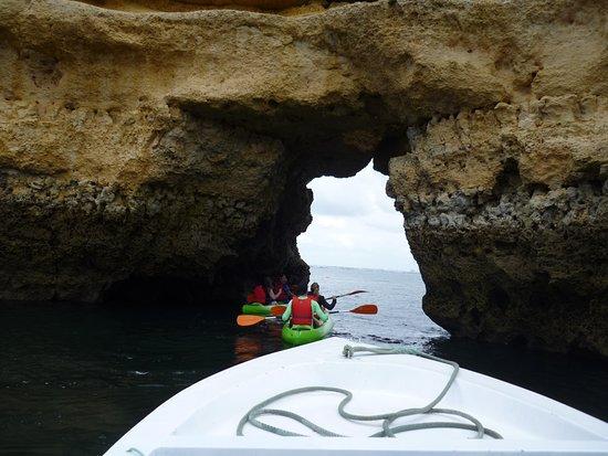 Actual Boat Trips: Kayak Cruise em Lagos