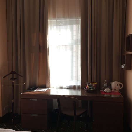 Hotel Olympic Photo